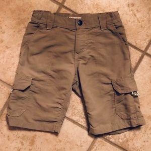 Boys Size 8 Khaki shorts